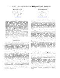 bureau de change 75015 organizational structures and decision processes a