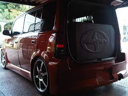 scion cube custom rolyxb 2004 scion xb specs photos modification info at cardomain