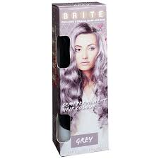best over the counter demi hair color buy organix semi permanent hair colour grey 75 ml by brite