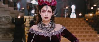 high resolution wallpapers sridevi from puli movie