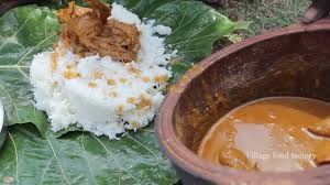 country chicken prepared by my daddy in my village traditional