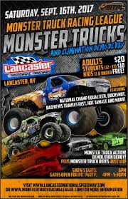 monster truck show ticket prices monster trucks demo derby lancaster speedway