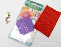 kanzashi flower maker poinsettias for christmas crafts