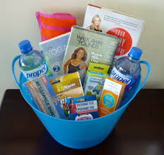 fitness gift basket exercise gift basket gift basket ideas and auction baskets