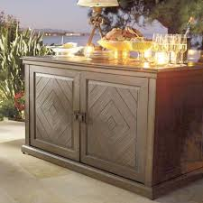 Wooden Buffet Table by Sideboards Astounding Outdoor Buffet Table With Cabinets Outdoor