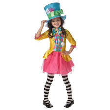 child halloween costumes uk alice in wonderland mad hatter kids costume kids