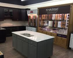 The Kitchen Design Center Enchanting Wooden And Top Granite Kitchen Bath Design Center With