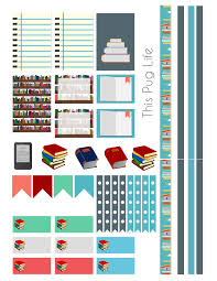 halloween sticker books library book planner sticker set u2013 free printable library books