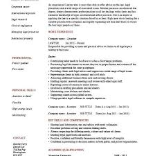 sample lawyer resume ideas collection sample resume for lawyer on