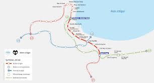 Italy Train Map Algiers Light Rail Vehicles Arrive The Transport Politic
