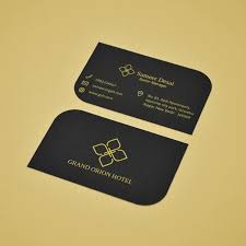 Hotel Business Card Business Card