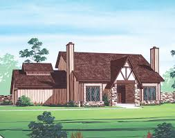 Homeplan Com by Energy Efficient Tudor Home Plan 55087br Architectural Designs