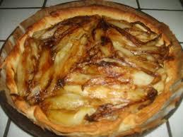 cuisiner endives cuites recette tarte aux endives et à l orange recette tarte aux