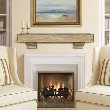 pearl mantels shenandoah fireplace mantel shelf u0026 reviews wayfair