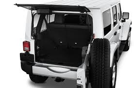 white jeep with teal accents one week with 2016 jeep wrangler unlimited 4x4 75th edition