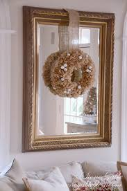 coffee filter tree and wreath diy stonegable