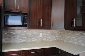 Tile For Kitchen Countertops by Kitchen Countertop And Backsplash Modern Kitchen Toronto