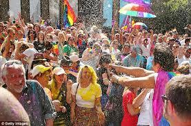 australia celebrates as millions vote yes to marriage daily