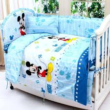 Mickey Mouse Crib Bedding Sets Mickey Mouse Baby Bedding Set Baby Boy Mickey Mouse Crib Set