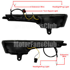 nissan altima for sale quad cities new led daytime running light fog lamp drl for nissan altima teana