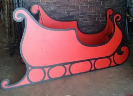 santa sleigh for sale christmas nz s largest prop costume hire company