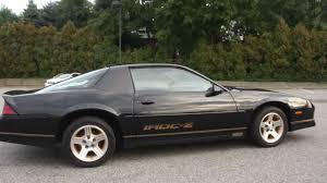 88 camaro iroc sold 1988 chevrolet iroc z for sale 5 7l v8 71000
