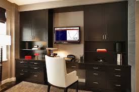 home office design ideas for creating workspaces with custom cabinetry