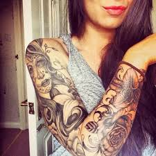 rose full sleeve tattoo tattoo collections