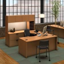 Executive Desk With Hutch Office Desk Executive Desk With Hutch U Desk With Hutch L Shaped