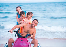 a helpful travel guide to book a family vacation