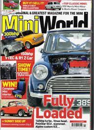 Custom Classic Mini Interior B18c Mini Cooper For Sale Photos Technical Specifications