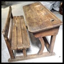 bureau ecolier en bois bureau ecolier bois 13436 bureau idées