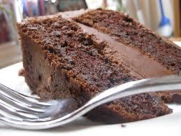 chocolate fudge cake cook diary