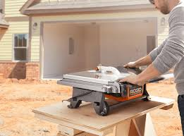 Rigid 7 Tile Saw Stand by Ridgid 2017 Promotions
