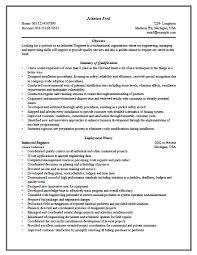 Industrial Engineer Resume Sample by Download Excellent Resumes Haadyaooverbayresort Com