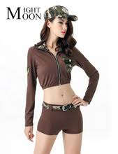 Army Costume Halloween Popular Womens Soldier Costume Buy Cheap Womens Soldier Costume