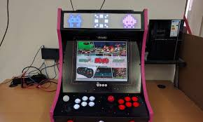 Make Your Own Arcade Cabinet by Blog Udoo