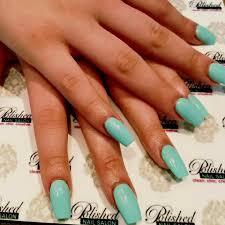 feature shop polished nail salon nosey parker okc