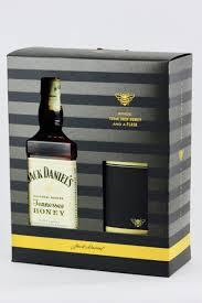 liquor gift sets daniel s tennessee honey liqueur gift set arlington wine