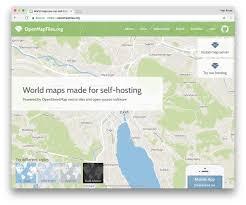 Leaflet Google Maps Openmaptiles Map Server Docker Store