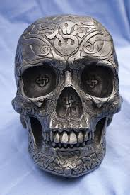 Celtic Skull - celtic skull photo by me beautiful works made with this stock