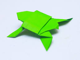 Step By Step Origami For - how to make an origami turtle with pictures wikihow
