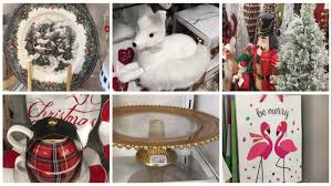 Home Goods Art Decor by Shop With Me Home Goods Christmas Decor 2016 Youtube