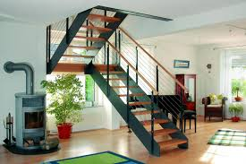escalier design bois metal escalier industriel nice cannes antibes escalier design