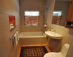 4 X 7 Bathroom Layout Tiny Bathrooms With Big Personalities 4 X 6 Bathroom Design Tsc