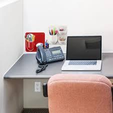 on my desk omd16003a 2pc wall caddy hanging storage pockets