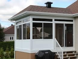 Sunroom Roof Sunroom And Veranda With 4 Seasons Roof