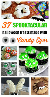 37 spooktacular halloween treats with candy eyes lifestyle blog