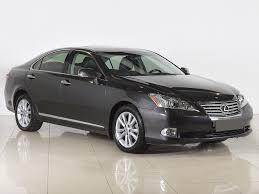 lexus es 2011 продажа автомобиля с пробегом lexus es 350 2010 год серый цена