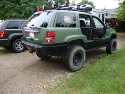 custom jeep tail light covers gcjeeping s wj build mod thread it s a green thing north american